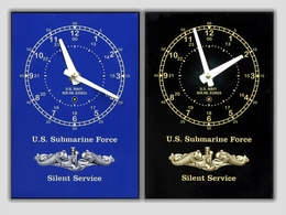 Submarine Desk Clocks