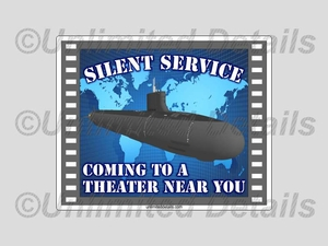 Theater Near You Decal
