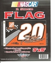 20 Tony Stewart Double Faced Flag 3x5