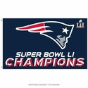 2017 Super Bowl Champions Flag 3x5