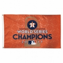2017 World Series Champions Houston Astros 3x5