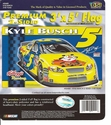 5 Kyle Busch Double Faced Flag 3x5