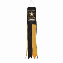 Army Go Strong Windsock