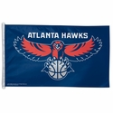 Atlanta Hawks Flag 3x5 (Clearance)