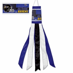 Baltimore Ravens Windsock 57""
