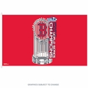 Boston Red Sox 2013 World Series Flag 3x5