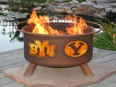 BYU Outdoor Fire Pit