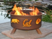 Cal Berkeley Outdoor Fire Pit