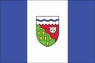 Canadian Northwest Territories Flag 3x5