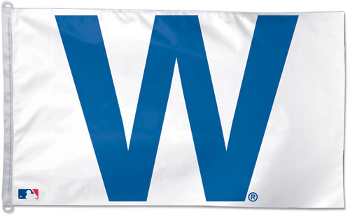 photograph about Printable Cubs W Flag identify Chicago Cubs Earn Flag - Unconventional United states - Flags, MLB Baseball Flags