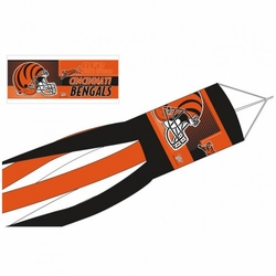 Cincinnati Bengals Windsock 57""