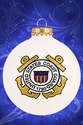 Coast Guard Christmas Ornament