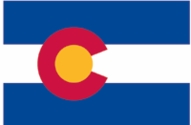 Colorado State Flag 2x3