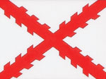 Cross of Burgundy Flag 3x5