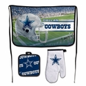 Dallas Cowboys Barbeque Tailgate Set