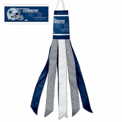 Dallas Cowboys Windsock 57""
