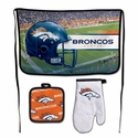 Denver Broncos Barbeque Tailgate Set