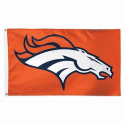Denver Broncos Flag 3x5