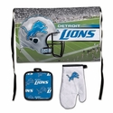 Detroit Lions Barbeque Tailgate Set