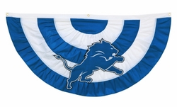 Detroit Lions Team Celebration Bunting