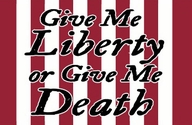 Give Me Liberty Or Give Me Death Flag 3x5