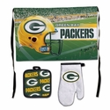 Green Bay Packers Barbeque Tailgate Set
