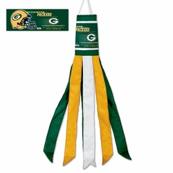 Green Bay Packers Windsock 57""