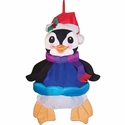 Holiday Penguin Wind Friend