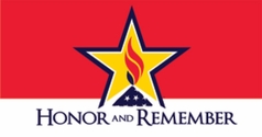 Honor and Remember Flag 3x5