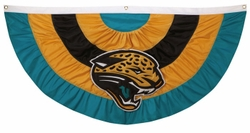 Jacksonville Jaguars Team Celebration Bunting