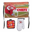Kansas City Chiefs Barbeque Tailgate Set