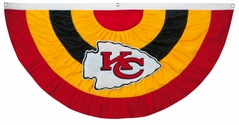 Kansas City Chiefs Team Celebration Bunting