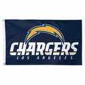 Los Angeles Chargers Flag 3x5