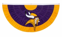 Minnesota Vikings Team Celebration Bunting