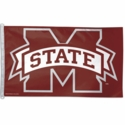 Mississippi State University Flag 3x5