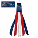 New England Patriots Windsock 57""