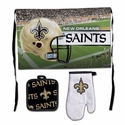 New Orleans Saints Barbeque Tailgate Set
