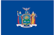 New York State Flag 2x3