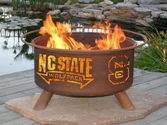 North Carolina State Outdoor Fire Pit