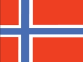 Norway Flag 3x5