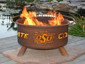 Oklahoma State Outdoor Fire Pit