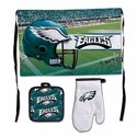 Philadelphia Eagles Barbeque Tailgate Set