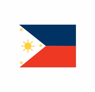 07584abf976d Philippines Flag 3x5 - Uncommon USA - Flags