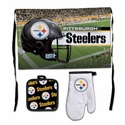 Pittsburgh Steelers Barbeque Tailgate Set