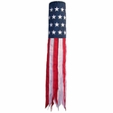 Printed Stars 40 Inch Windsock