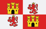 Royal Standard of Spain Flag 3x5