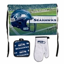 Seattle Seahawks Barbeque Tailgate Set