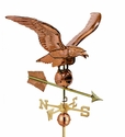 Smithsonian Eagle Copper Weathervane