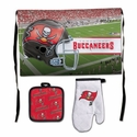 Tampa Bay Buccaneers Barbeque Tailgate Set