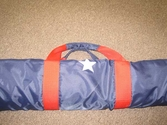 Telescoping Flagpole Travel Carrying Bag